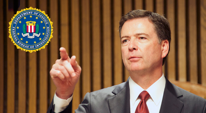 FBI James Comey