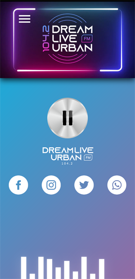 Dream Live Urban ~ Mobile Application