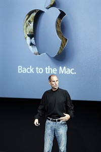 Back to the Mac - Steve Jobs